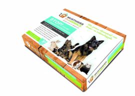 Stop! Animal bodyguard aromatherapie vlooien en teekdruppels