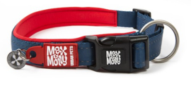 Max & Molly Smart ID Halsband - Red