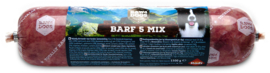Raw4dogs Barf 5 mix 450 gr