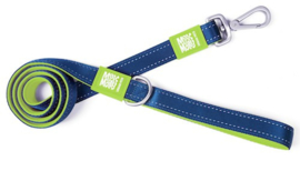 Max & Molly Short Leash - Lime Green
