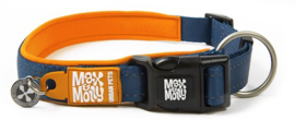 Max & Molly Smart ID Halsband - Orange