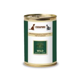Escapure Blikvoeding Wild 400 gr