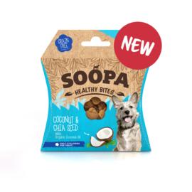 Soopa Bites - Coconut & Chia Seed