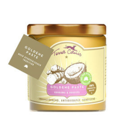 Terra Canis Golden Paste met Kurkuma & Kokosolie 250 gr