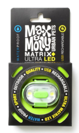 Max & Molly Matrix Ultra Led lampje groen