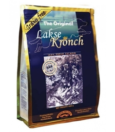 Henne kronch zalmsnacks original 600 gr