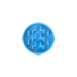Outward Hound Fun Feeder/Slo Bowl medium blauw