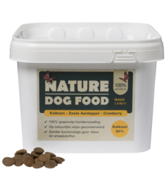 Nature Dog Food Kalkoen & Cranberry 1,4 kg