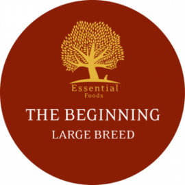 Essential Foods - The Beginning Large breed (Puppy)