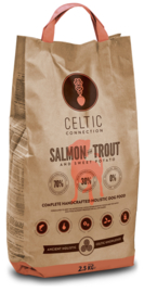 Celtic Connection Salmon with Trout & Sweet Potato