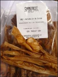 Carnibest Lam chewstrips 200gr/zak