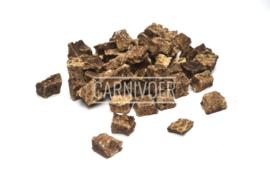 Carnivoer Eendenvlees blokjes 200 gr