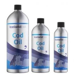 Icelandpet kabeljauw olie 250 ml