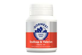Dorwest Scullcap & Valerian 100st