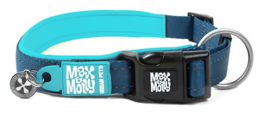 Max & Molly Smart ID Halsband - Sky Blue
