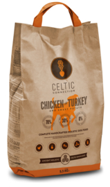 Celtic Connection Chicken with Turkey & Sweet Potato