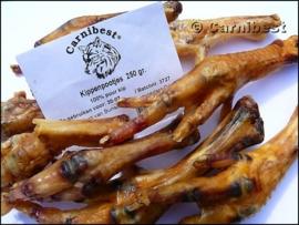 Carnibest Kippenpootjes 250 gr/zak