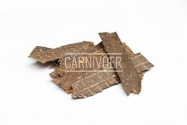 Carnivoer reevlees strips 125 gr