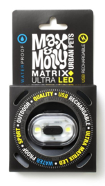 Max & Molly Matrix Ultra Led lampje zwart