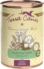 Terra Canis groente & fruit mix 400 gr - Groene detox