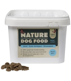 Nature Dog Food Eend & Sinaasappel 1,4 kg