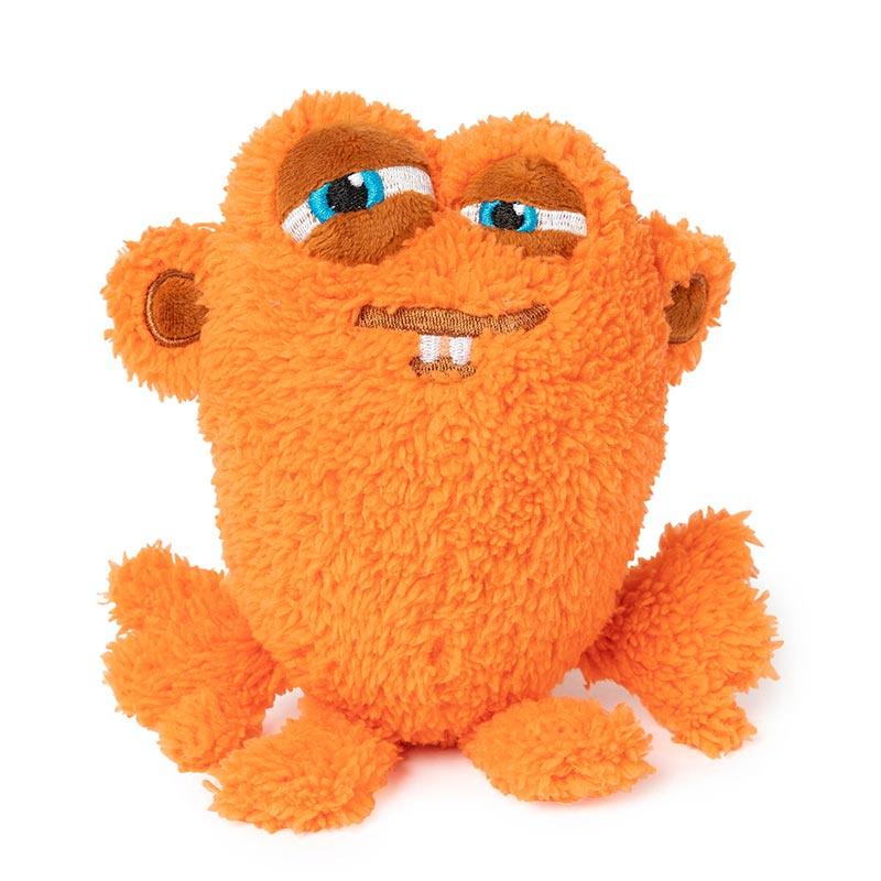 Fuzzyard Yardsters Toy - Oobert Orange Small