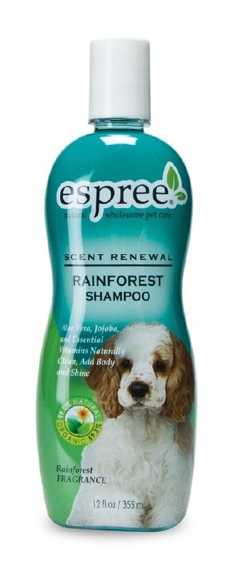 Espree Rainforest shampoo 355 ml