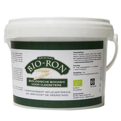 Bio-Ron BIO Bokashi voor vleeseters 500 gr