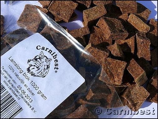 Carnibest Lamslong blokjes 1000gr/zak