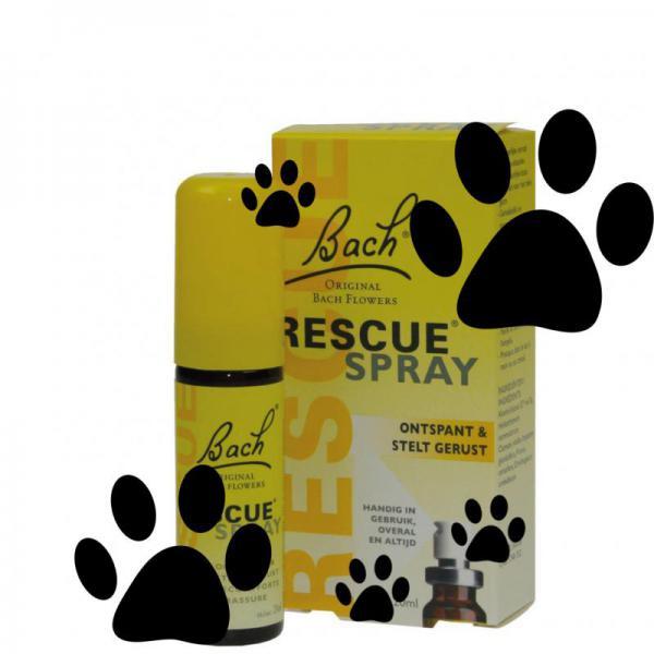 Bach rescue remedy pets 20 ml spray