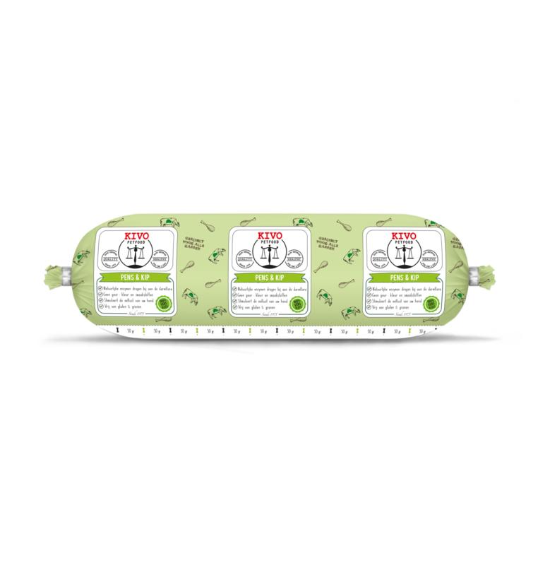 Kivo Pens & Kip 500 gr