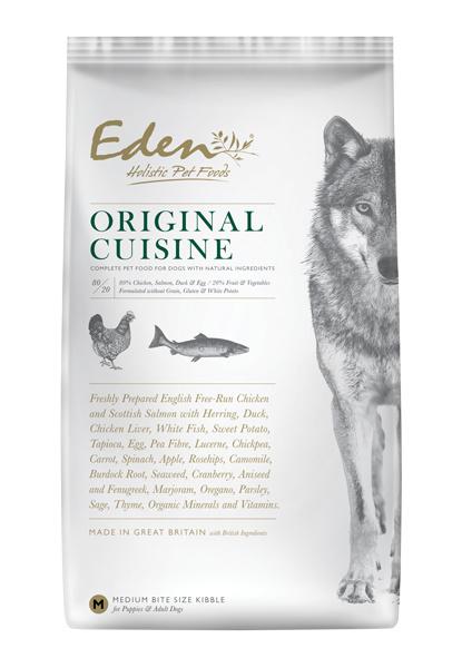 Eden Original Cuisine (Kip, zalm, haring & eend)
