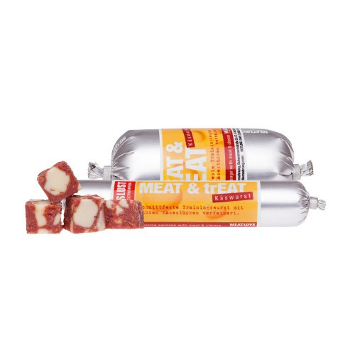 Meatlove Meat & Treat Cheese 80 gr