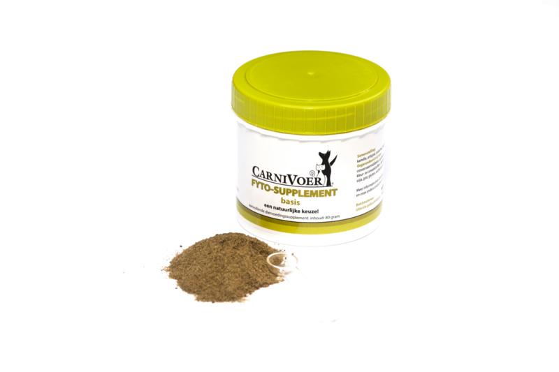 Carnivoer fyto supplement basis 80 gr