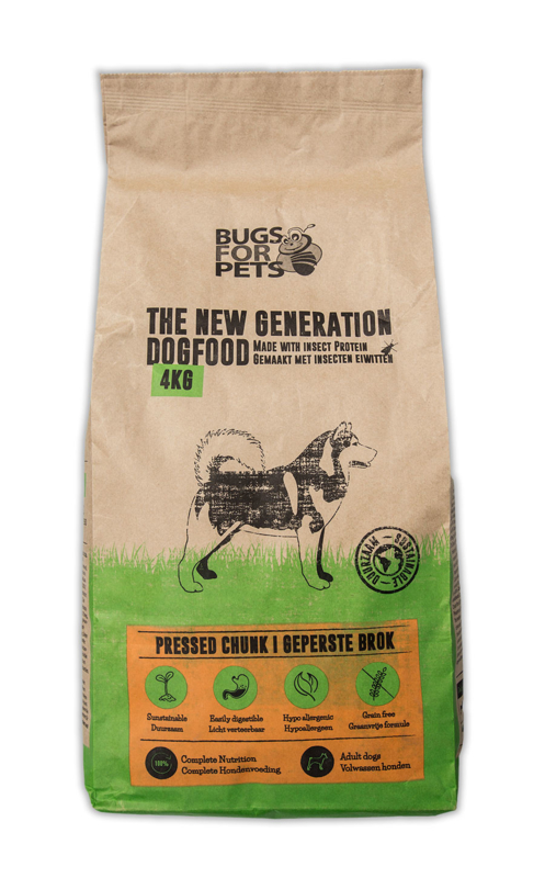 Bugs for Pets Pressed 10 kg