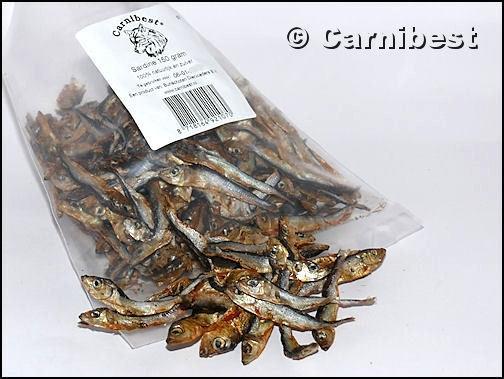 Carnibest Sardine 150gr/zak