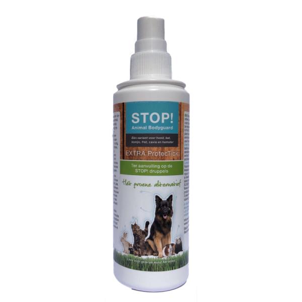 Stop! Animal Bodyguard Extra ProtecTick Spray