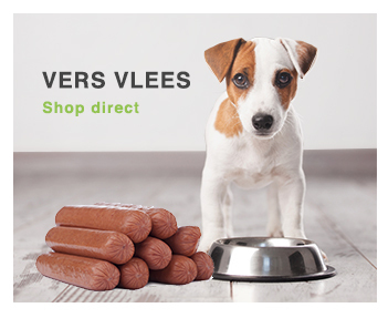 Vers Vlees Voeding Hond | Natuurlijk voor de Hond