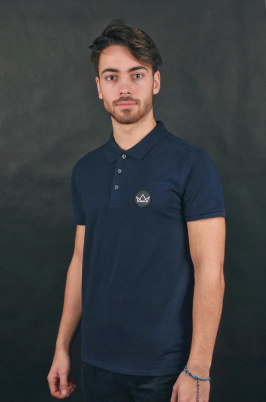 BURLESTIC POLO NAVY | CASUAL | Burlestic Clothing