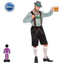 Tiroler heer kostuum klassiek