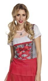Oktoberfest erika 3D T-shirt