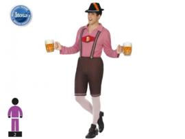 Oktoberfest kostuum klassiek