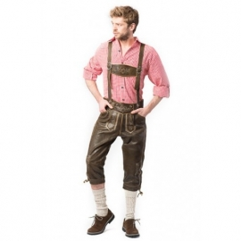 Traditionele Lederhose retro