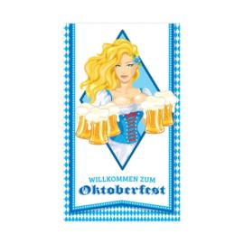 Deurposter Oktoberfest
