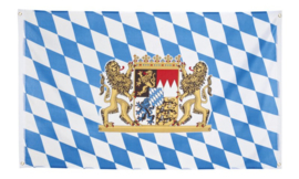 Beierse vlag oktoberfest