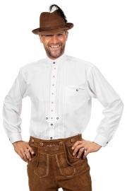 Trachtenhemd tradi wit