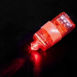LED ring rood 10 stuks