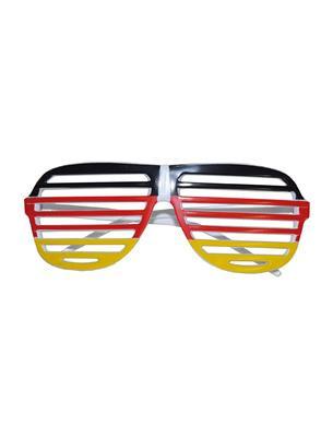 Duitsland lamellen bril