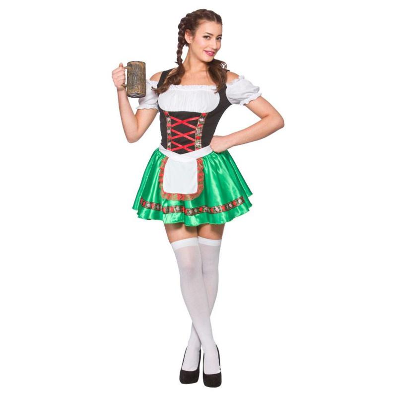 Sexy oktoberfest jurkje pam