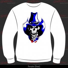 Cowboy Skull 12